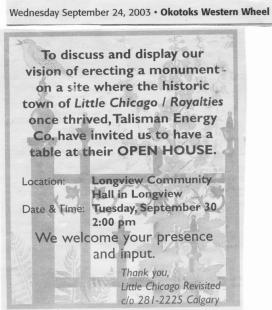 photo regarding Welcome to Our Open House Printable identify Local Studies Printable Edition