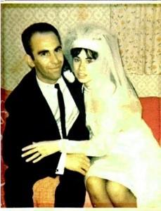 Photo de mariage, Jane et Lee Hayse