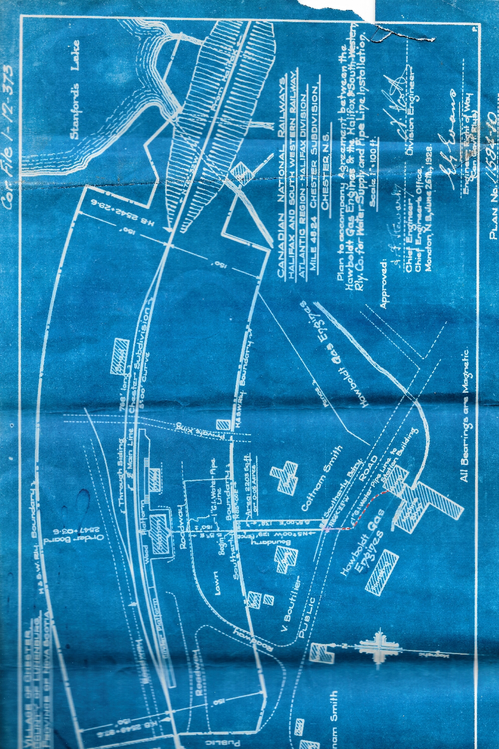 Railway plan of area around foundry forman hawboldt blueprint showing the railway around the foundry malvernweather Choice Image