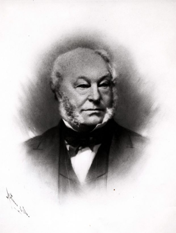 Period portrait of John Watkins