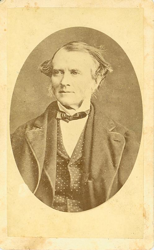 Period portrait of John S. Macdonald