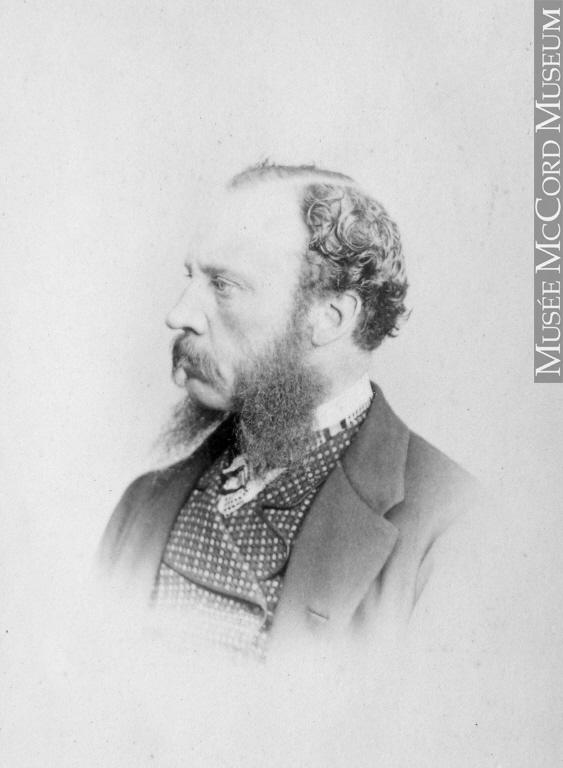 Period portrait of Dr. Horatio Yates