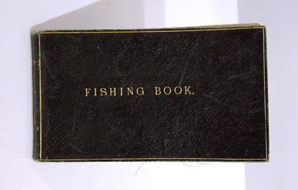 The Geroge Stephen's Fishing Book lists the fish caught in the Matapedia and Metis River.