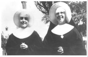 Two nuns