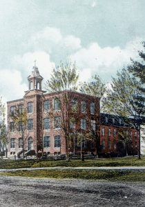Ste-Croix Convent 1912
