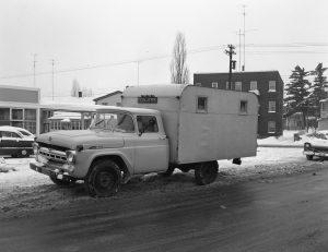 School Truck 1958