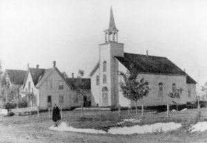 First St-Patrick Chapel