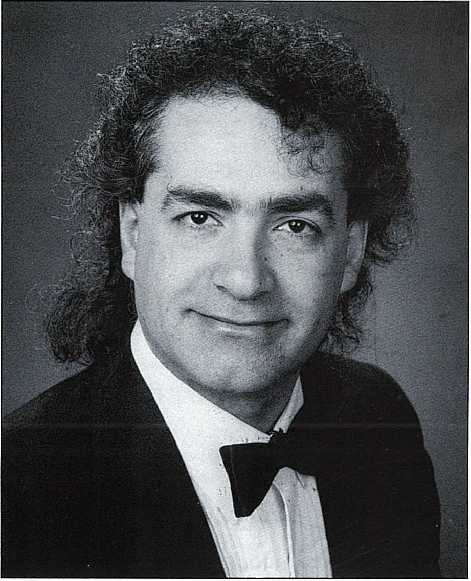 Headshot of James Vincent Fusco