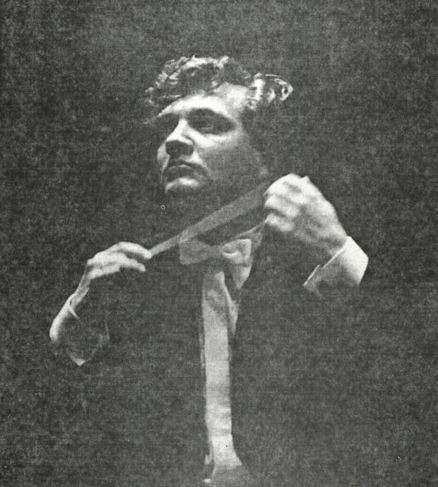 Headshot of Uri Mayer