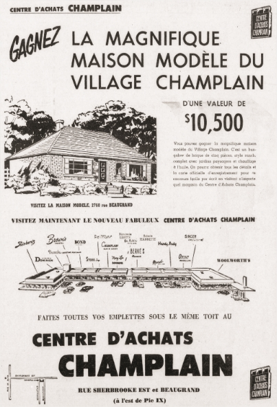 Win a beautiful model home in Village Champlain worth $10,500