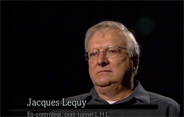 Video of Jacques Lequy