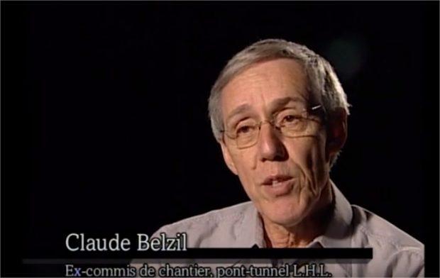 Video of Claude Belzil