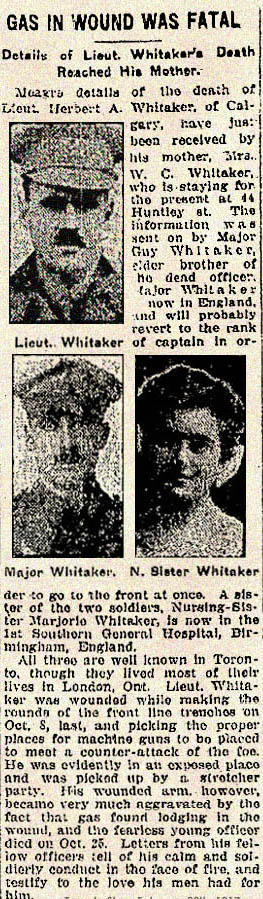 Newspaper clipping with portraits of 2 men and a women.
