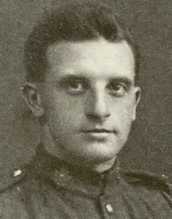 Portrait of a soldier.